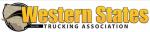 Western States Trucking Association logo